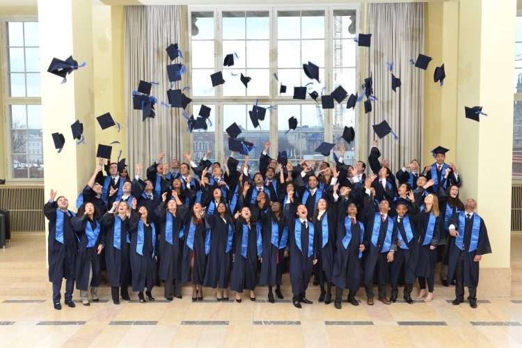 ESMT Berlin Graduation Ceremony