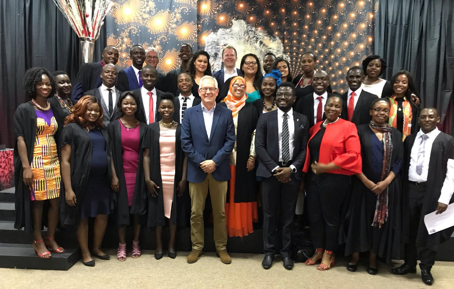 Graduates of the Industry Immersion Program 2019