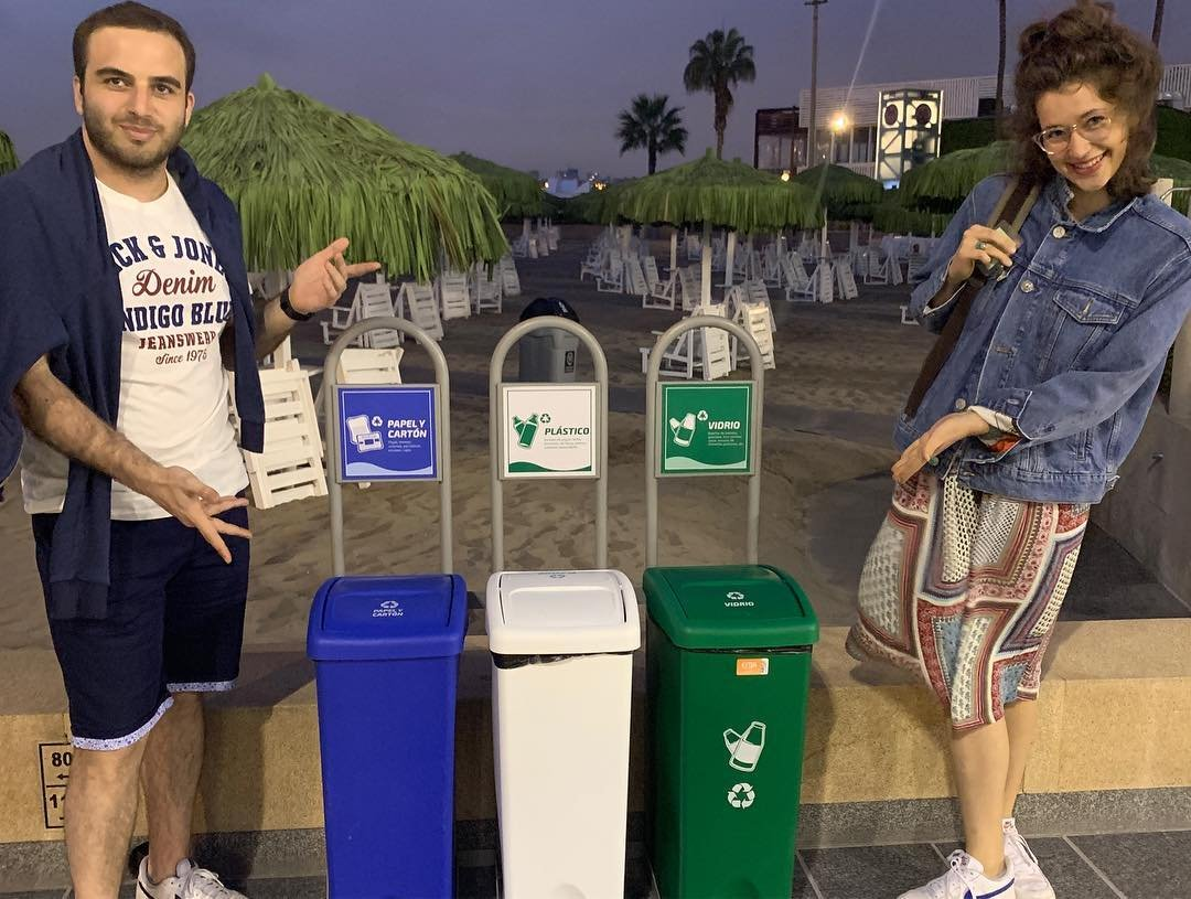 social impact project Recycling